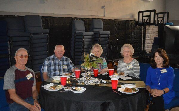 Lily High School Class of 1970 gathers for 50-year reunion