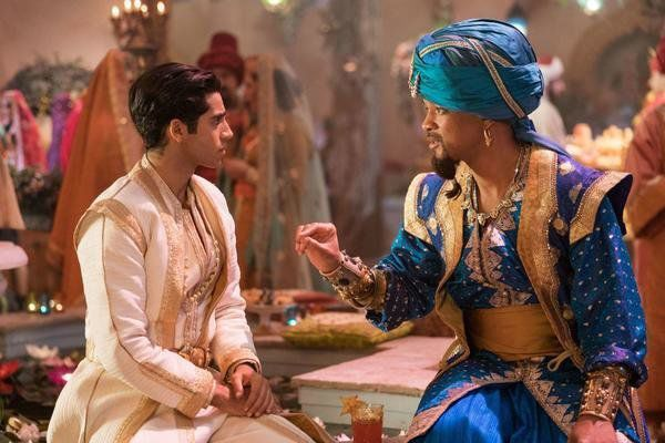 Live-action remake falls short of original 'Aladdin' animation
