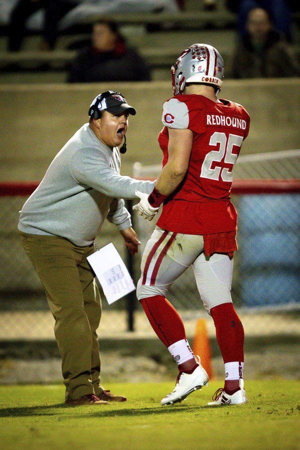 Redhounds face familiar foe in first round of playoffs