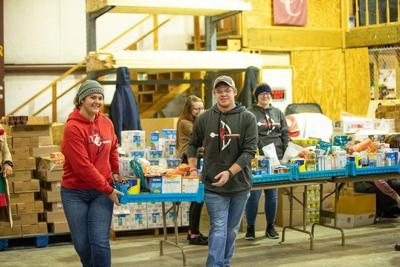 Mountain Outreach helps families during holidays