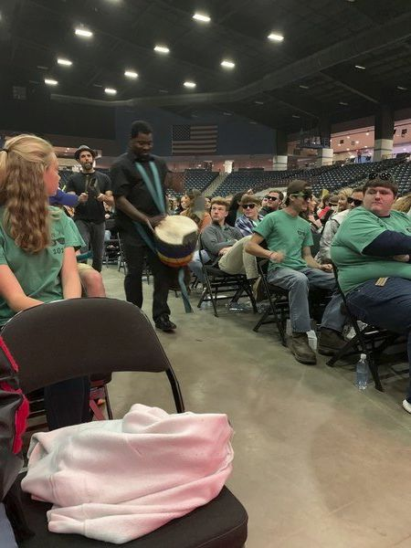 Event brings high school seniors to Corbin Arena to celebrate progress