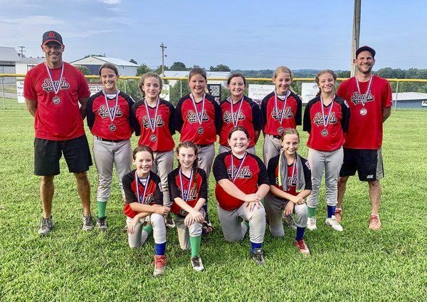 STATE RUNNERS-UP:<span>South London 9-10 year-old All-Stars fall in state title game, dropping 12-0 decision to Boyd County</span>