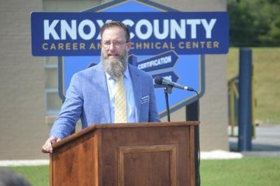 Knox County Career and Technical Center receives $10 million for renovations - first renovations since 1966