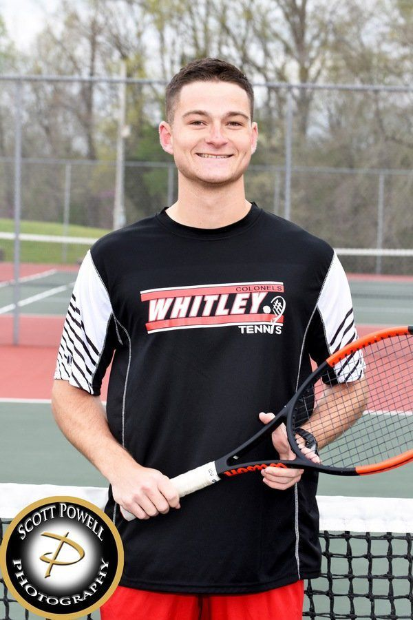 Whitley County's trio of seniors had hopes of seeing the Colonels tennis team continue its recent success