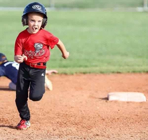 OFF AND RUNNING:<span>Corbin Coach Pitch Tournament begins with a bang</span>