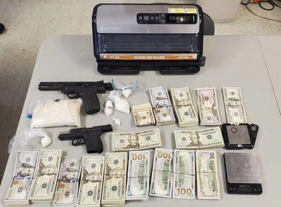 Drug investigation leads to 5 arrested, $41,000 seized