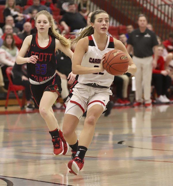 RUN AND GUN: Scott County outlasts South Laurel in 94-84 win