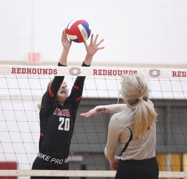 Future is bright for Lady Colonel volleyball program