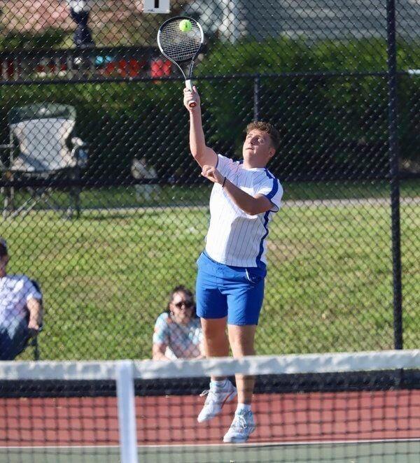 Corbin blanks North Laurel in tennis action, Redhounds improve to 12-1