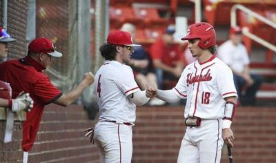 Redhounds roll to 15-3 win over Southwestern