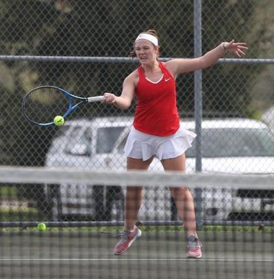 Corbin sweeps Barbourville in tennis action