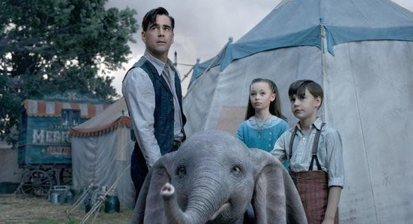 MOVIE REVIEW:Burton fails to bring any of his trademark talents to 'Dumbo'