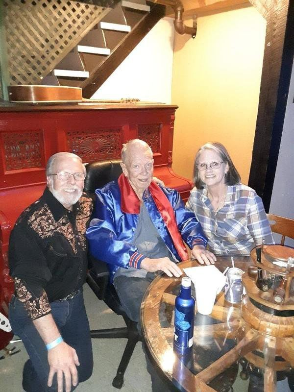 Tribute show honorsFelts' Music Place owner