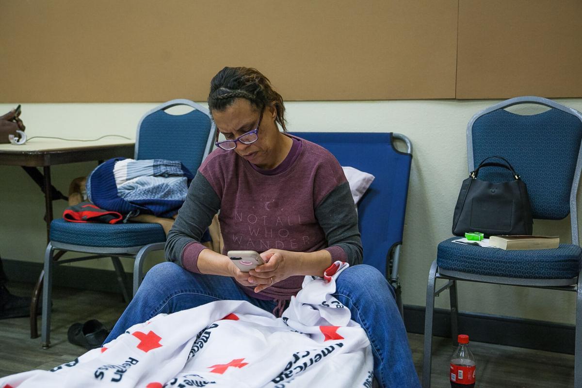 Cleburne Conference Center Shelter