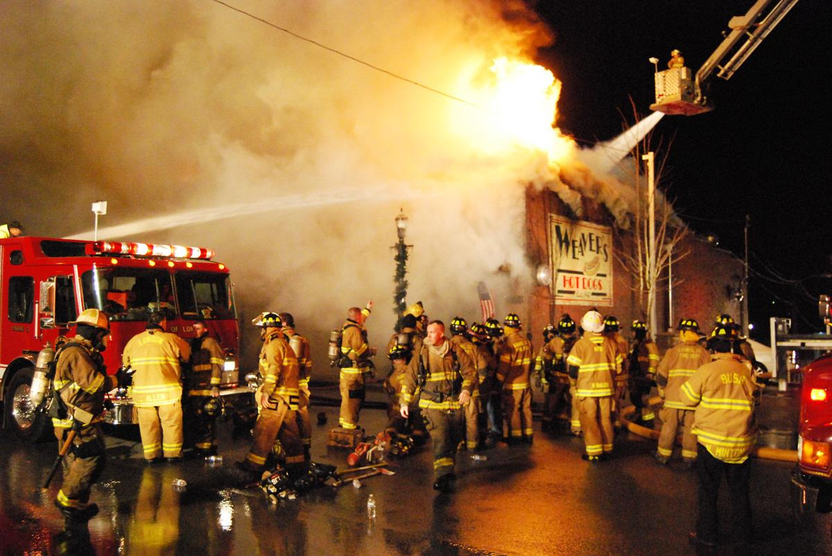 Fire consumes two downtown London businesses | News ...