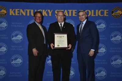 Post 11 detective honored at KSP award ceremony