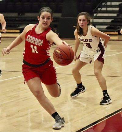 Housley, Stewart team for 58 as Lady Hounds rout HCHS