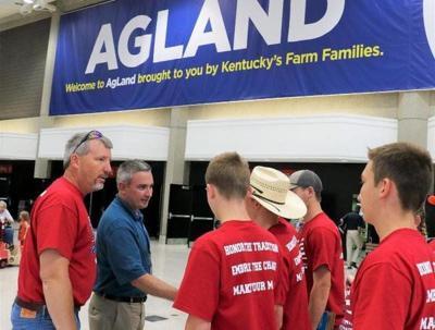 <b>Quarles invites all Kentuckians to Kentucky State Fair</b>