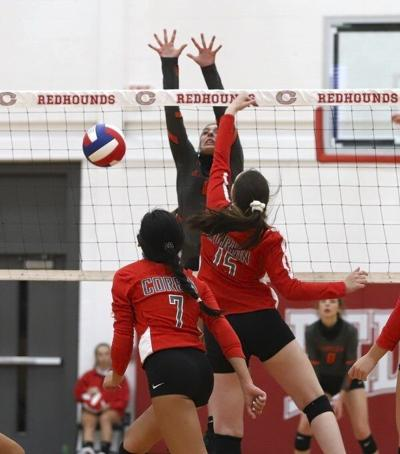 W'burg turns in semifinal appearance during 13th Region All 'A' Classic Volleyball Tournament