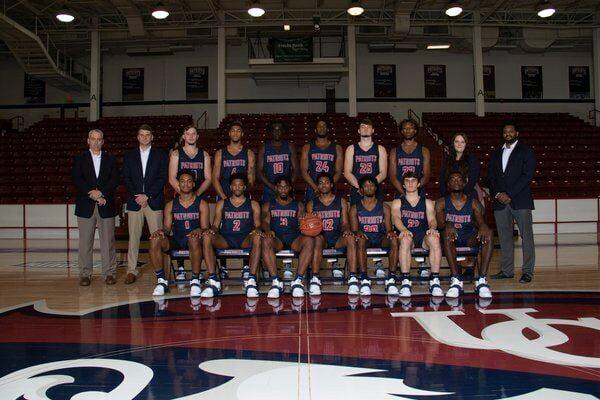 <b>Patriots men's basketball selected 15th in NAIA </b><b>Preseason Coaches' Poll</b>