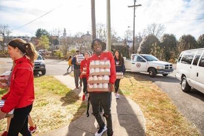 Cumberlands begins annual food drive