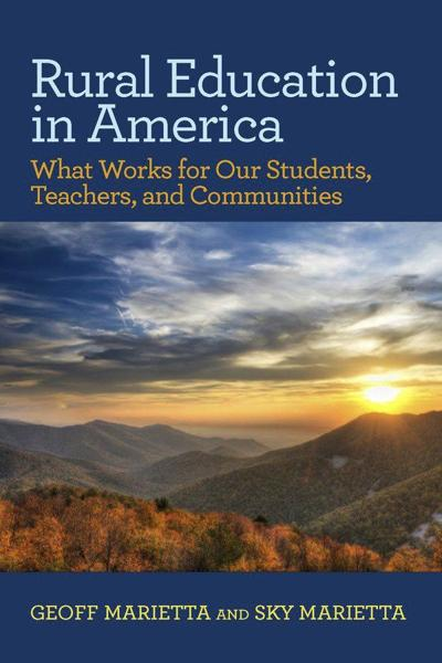 Local couple publishes book: Rural Education in America