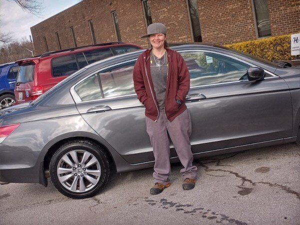 Goodwill Cars to Work program matches London resident with a vehicle