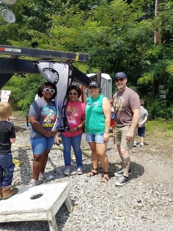 Tri-Countians lending a hand to HarlanCo. miners