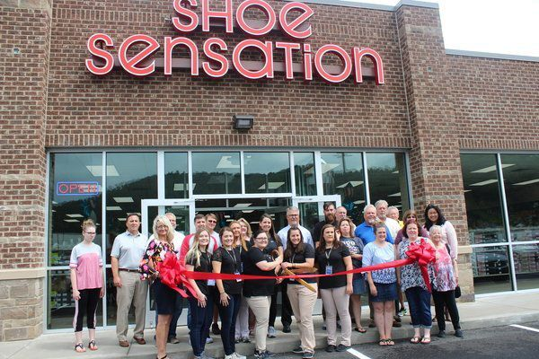 f4d7a4719 Shoe Sensation in Williamsburg celebrates opening. Williamsburg's newest  shoe store ...