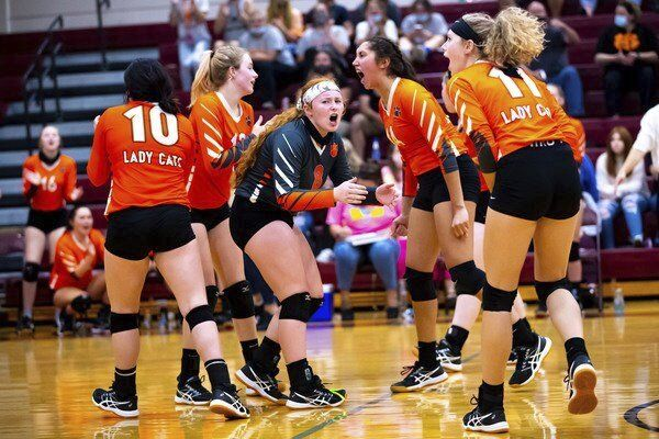 CAN CORBIN MAKE IT FIVE IN A ROW?:<span>Lady Redhounds will enter 2021 volleyball season as team to beat</span>