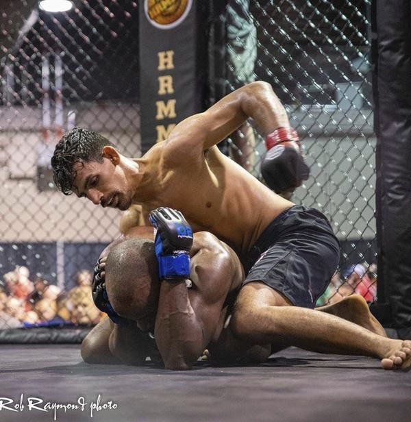 Whitley wrestling coach wins MMA championship