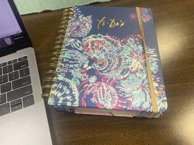 A journal, a job and a grateful heart