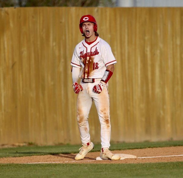 Redhounds defeat South Laurel in six innings, 13-3