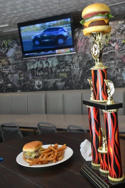 JonEvan Jack's hopes to defend their title with Summer Breeze burger