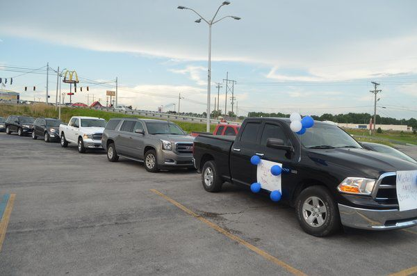 <b>Convoy shows support for Christian Health Center</b>