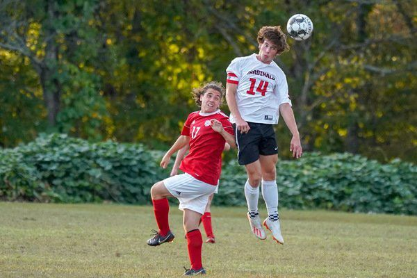 Redhounds defeat South Laurel, 5-1, to claim 49th District Championship