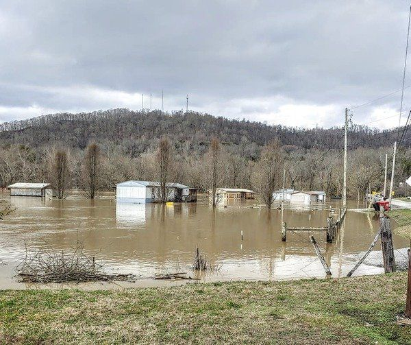 Whitley and Knox counties saw historic levels of flooding last week
