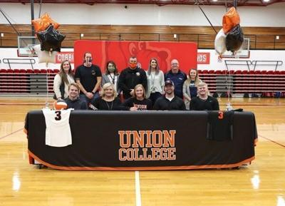 Corbin's Hannah Baker signs with Union College