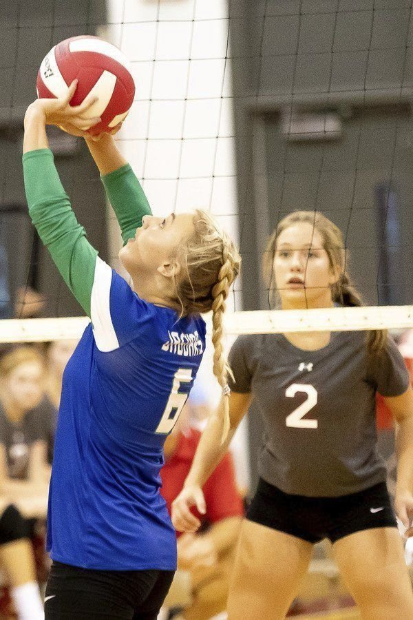 New Lady Jaguar coach hopes to instill new 'volleyball culture'
