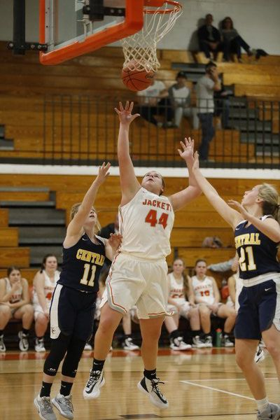 Lady Jackets pull away for 82-71 victory over Knox Central