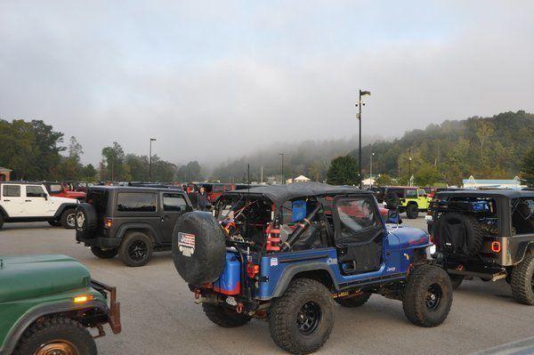Jeep Jamboree Heading Toward Williamsburg Local News Thetimestribune Com