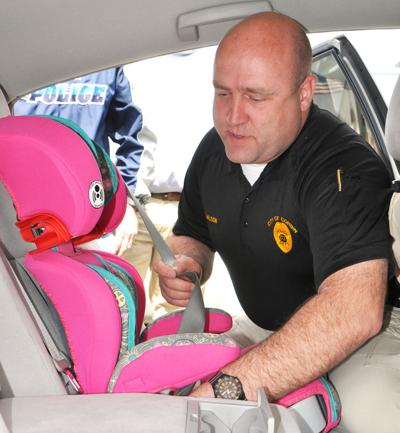 Event Aims To Teach Parents About Proper Car Seat Installation