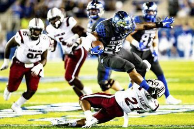 No. 13 Kentucky set to face Texas A M in first meeting since 1953 ... 7fe4c569d