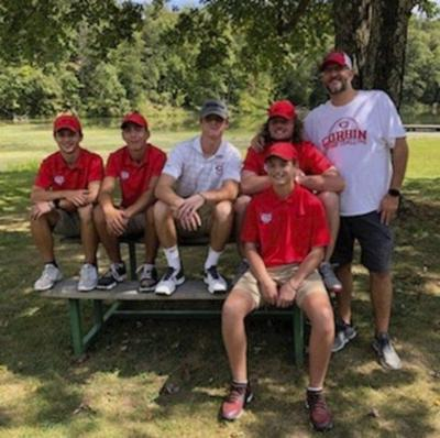 Short-handed Hounds turn in second-place finish