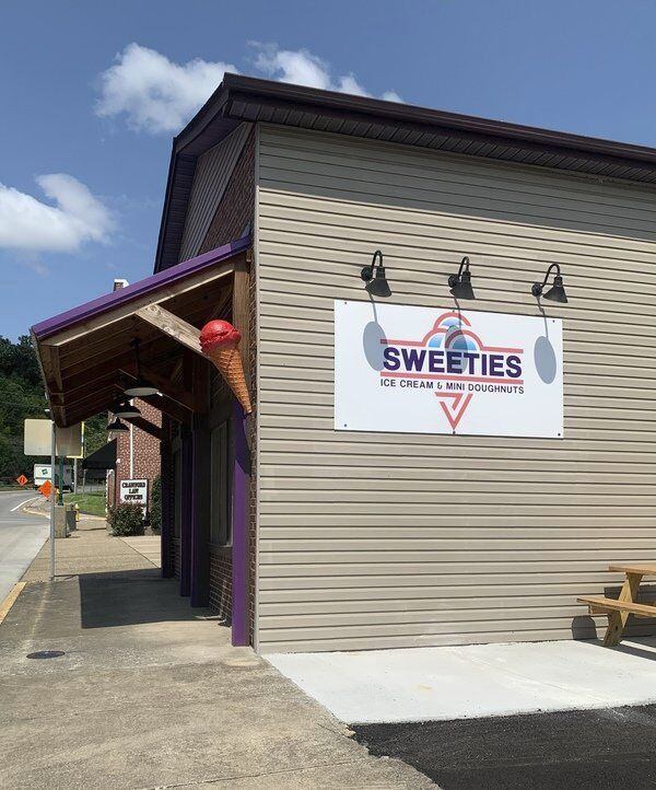 Ice cream parlor Sweeties hopes to open within a month