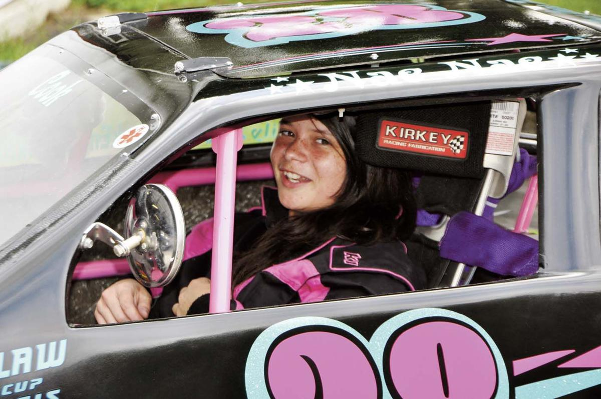 15-year-old girl aspires to be NASCAR driver | Community ...