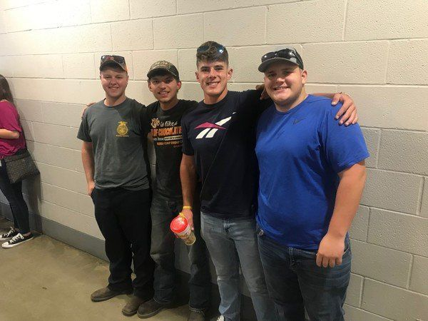 <b>Whitley County FFAteam wins state agriculture mechanics competition, takes second in two others</b>