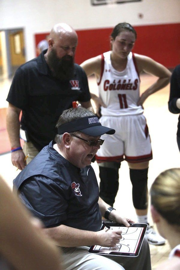 <b>Lady Colonels pick up much-needed 64-48 win over Harlan</b>