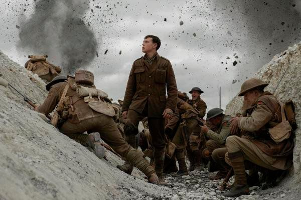 Bursting with originality, '1917' puts filmgoers in the middle of the action