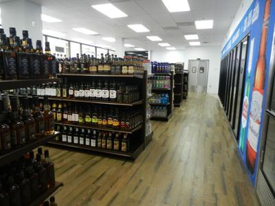 Liquor Vault